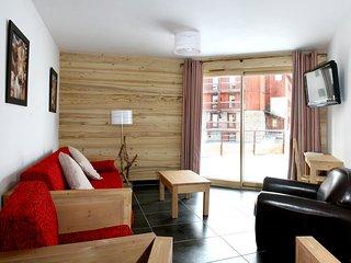 Apartment Sonoma, Tignes