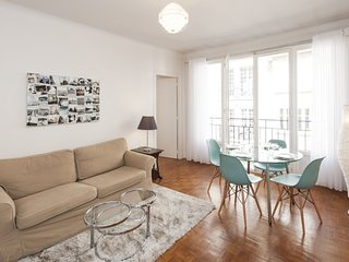 Two bedrooms   Paris Luxembourg district (344), París