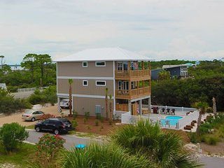 Brand new 4 bedroom home with private heated pool!!, Port Saint Joe