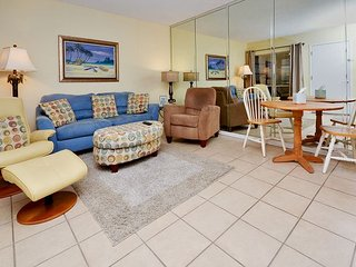 Madeira Beach Yacht Club 155 B Ground Floor One Bedroom Condo with Boat Slip!