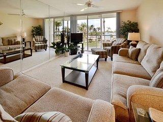 Bahia Vista 11-237- Double Bay Front Balcony, Free WiFi, Beach, Pool and Spa!, San Petersburgo