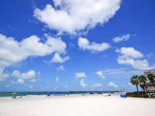 View of Beach at Sea Rocket