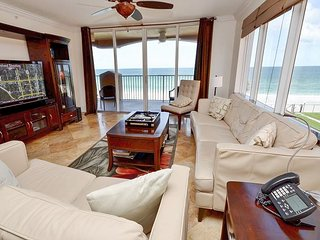La Contessa 210 - Spectacular Gulf Front Corner Condo with Upgrades Galore!, Redington Beach