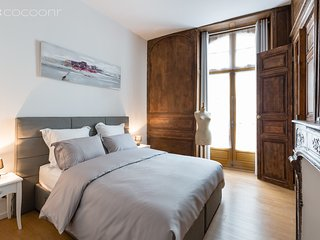 HAUTE-COUTURE - Elegant appartement plein centre, Rennes