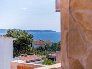 TH01861 Apartments Villa Mediteran / Two bedrooms A3 GREEN, Okrug Gornji
