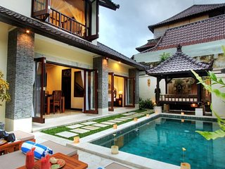 Luxury 3BDR Villa at Ayung River Ubud, Kedewatan