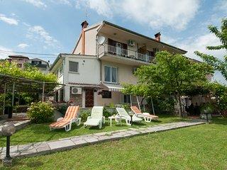 TH03600 House Ribaric / One Bedroom Apartment Orange A1, Lovran