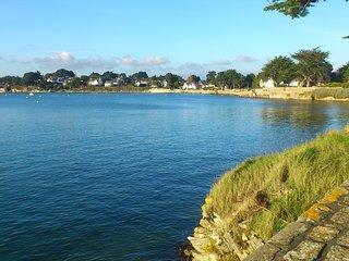 Vue imprenable sur le Golfe du Morbihan