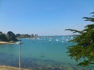 Vue exceptionnelle - Golfe du Morbihan