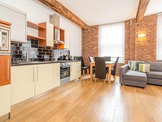 Manchester City Apartments - M1