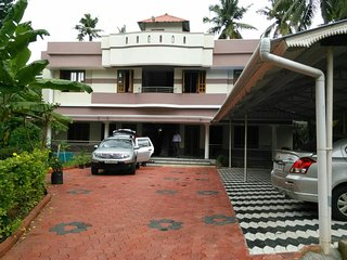 2BHK  furnished  A/c. aprt. at Tvm. for daily rent, Thiruvananthapuram