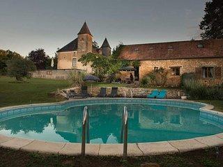Chateau des Etoiles - Daisy Gite, Gourdon