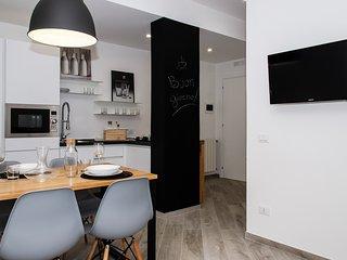 Prima classe  appartamento deluxe