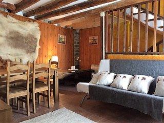 Casa en el casco viejo de Boltaña, Boltana