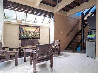 Little Balinese Open Villa!