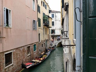 San Canzian Apartment, Veneza