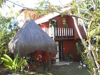 casa/sítio vista deslumbrante do mar e piscina, Itacaré