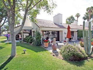 Mission Hills 3 BR/3 BA Tennis Villa, Rancho Mirage