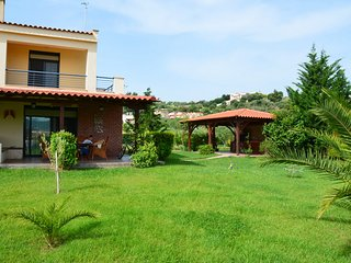 Kalandra villa in Halkidiki, Skala Fourkas.