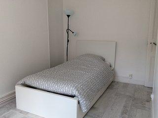 Chambre 2 avec lit une personne