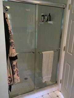 Master bathroom (inside master bedroom)