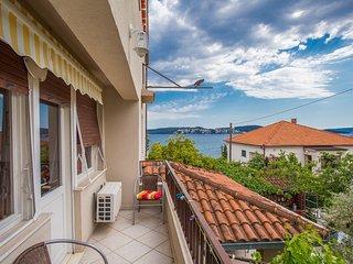 TH01837 Apartments Villa Ivanka / One bedroom A10, Donji Seget