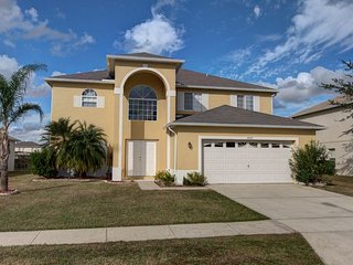 Magnolia Villa for Extended Families, Kissimmee