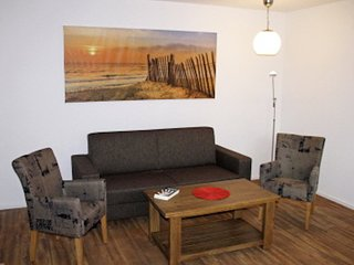 Vacation Apartment in Ueckermünde - lots of space, terrace with grill, garage available (# 9857), Ueckermunde