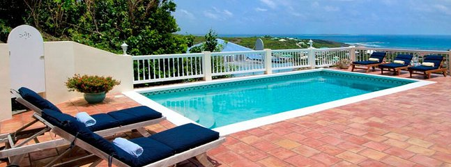 Villa Majestic View 3 Bedroom SPECIAL OFFER, Oyster Pond