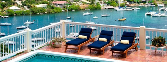 Villa Majestic View 2 Bedroom SPECIAL OFFER, Oyster Pond