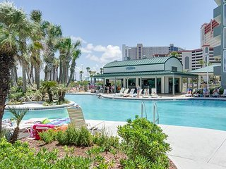 1bd/1 ba ~ FREE Activities up to $126 Value~Perfect Luxury Summer Vacation