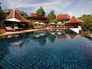 Bophut 4174 - Spacious With Large Pool And Chef, Mae Nam