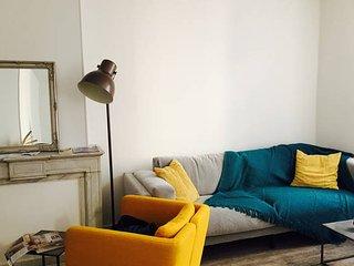 11HV - Appartement pop urbaine, Cannes