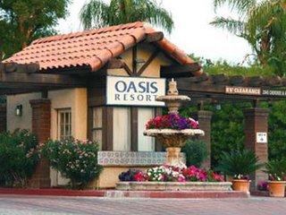 OASIS VILLA RESORT PALM SPRINGS CA, Palm Springs