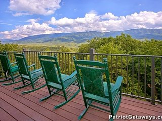 180 MOUNTAIN VIEW LODGE, Gatlinburg