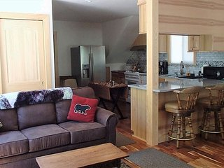 Cozy Modern Cabin Nestled in the Woods 2bd/1ba, Homewood