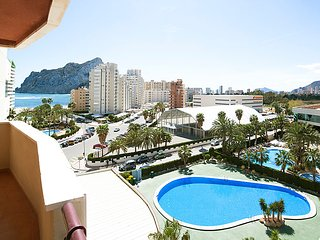 1 bedroom Apartment in Calpe, Valencia, Spain : ref 5026614
