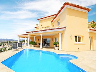 4 bedroom Villa in Moraira, Valencia, Spain : ref 5059184