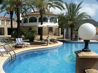 3 bedroom Villa in Rada de Moraira, Valencia, Spain : ref 5044745