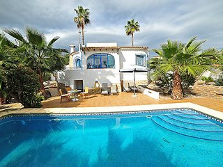 2 bedroom Villa in Moraira, Region of Valencia, Spain - 5698317