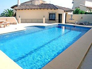 2 bedroom Villa in Moraira, Valencia, Spain : ref 5044752