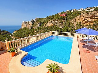 5 bedroom Villa in Moraira, Costa Blanca, Spain : ref 2098860, Teulada