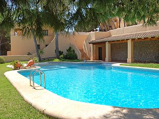 2 bedroom Villa in Moraira, Valencia, Spain : ref 5698452