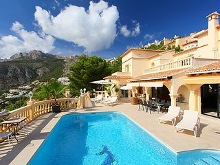 3 bedroom Villa in Altea, Costa Blanca, Spain : ref 2023551
