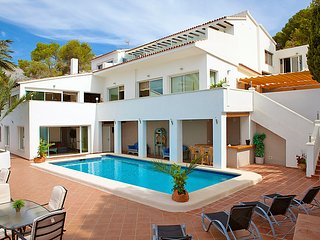7 bedroom Villa in Altea, Costa Blanca, Spain : ref 2170001