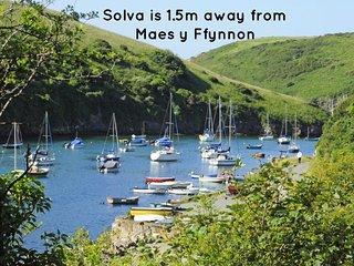 Maes y Ffynnon, Haverfordwest