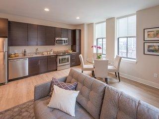 Furnished 1-Bedroom Apartment at Light St & E Redwood St Baltimore