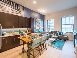 Furnished 1-Bedroom Apartment at Light St & E Baltimore St Baltimore