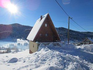 TH03605 Holiday House Vrh K1, Ravna Gora