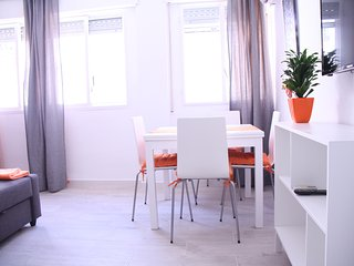 Apartamento Orange. Triana centro